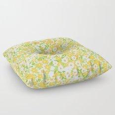 vintage 7 Floor Pillow