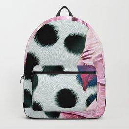 pink pecker Backpack