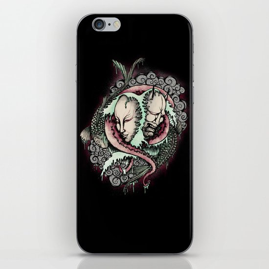 Koibito Tachi iPhone & iPod Skin