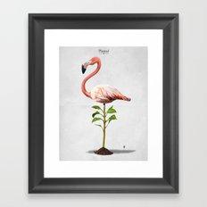 Planted Framed Art Print