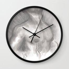 Delicious sensation Wall Clock
