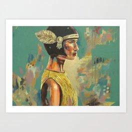 Estelle Art Print