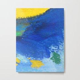 abstract pastel 6 Metal Print