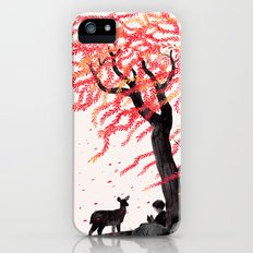 Wind in the Willows Slim Case iPhone (5, 5s)