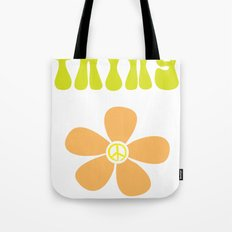 It's a hippie thing Tote Bag