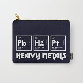 Heavy Metals Carry-All Pouch