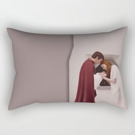 Doctor Who - Family Reunion Rectangular Pillow