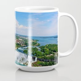 Bird's View Coffee Mug