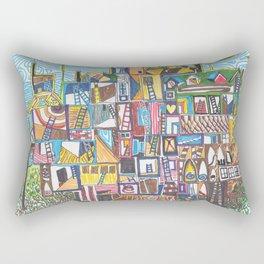Chapman's House of Dreams 1 Rectangular Pillow