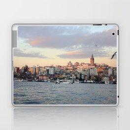 Sunset in Istanbul  Laptop & iPad Skin
