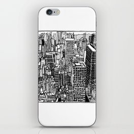Back In The NYC iPhone Skin