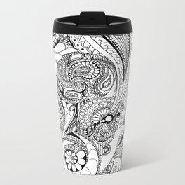DreamWeaver Metal Travel Mug