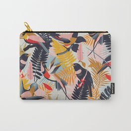 Paradise Birds II. Carry-All Pouch