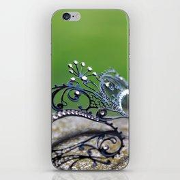 The Venetian dominoes, carnival iPhone Skin