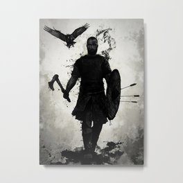 To Valhalla Metal Print