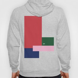 POP ART RED BLUE PINK AND GREEN #minimal #art #design #kirovair #buyart #decor #home Hoody