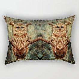 Celestial beings Rectangular Pillow