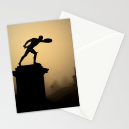 Hero in the Mist Stationery Cards