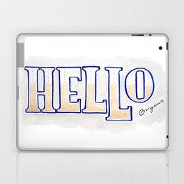 Hello Gorgeous Laptop & iPad Skin