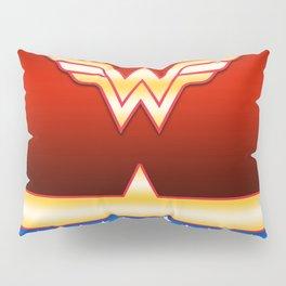 Wonder Woman Pillow Sham