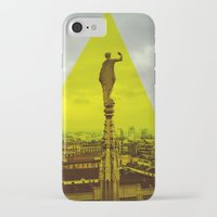 milan iPhone & iPod Cases featuring Milan by natsnats
