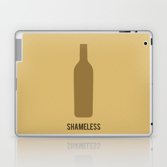 Shameless - Minimalist Laptop & iPad Skin