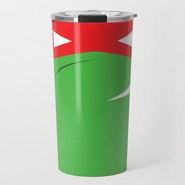 RAPH MASK Travel Mug