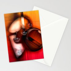 Melancholy for Nothing Stationery Cards