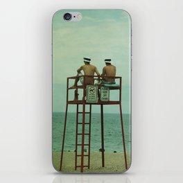 Watchers iPhone Skin