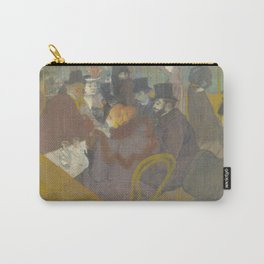 Henri de Toulouse-Lautrec Carry-All Pouch