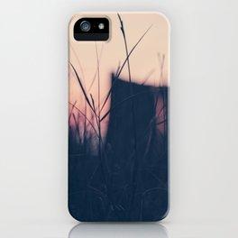 beach sunset II iPhone Case