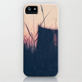 beach sunset II iPhone Case