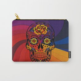 Skull20170306_by_JAMFoto Carry-All Pouch