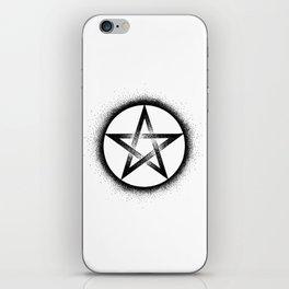 Pentagram iPhone Skin