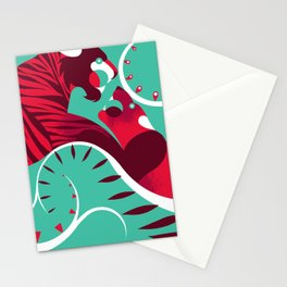 Shere Khan Stationery Cards