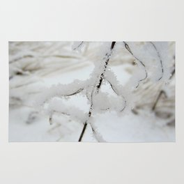 Winter Frost Rug