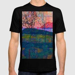 Egon Schiele Setting Sun T-shirt
