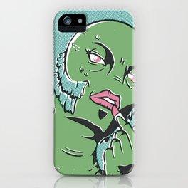 Swampie iPhone Case