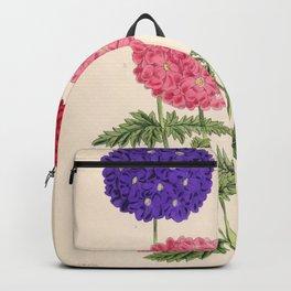 New Verbenas Backpack