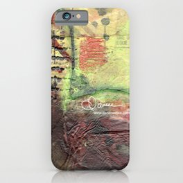 Permission Series: Divine iPhone Case