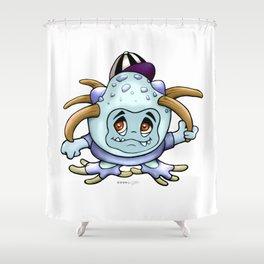 JONI PITTY Shower Curtain