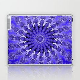 Fractal Flower Laptop & iPad Skin