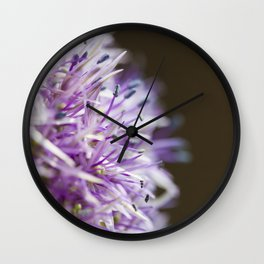 Flower Two Wall Clock