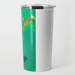 Bahamian Snorkeling  Travel Mug