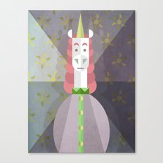 Oh So Unicorny Canvas Print