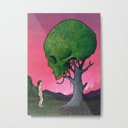 Low-Hanging Fruit Metal Print