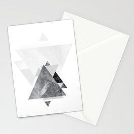 GEOMETRIC SERIES II Stationery Cards
