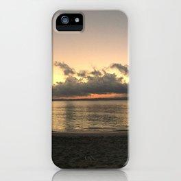 Haitian sky iPhone Case