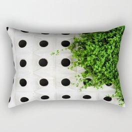 Nature and Structure Rectangular Pillow