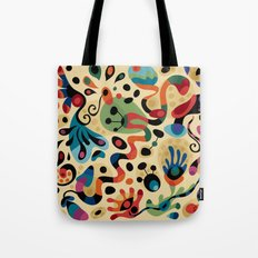 Wobbly Life Tote Bag